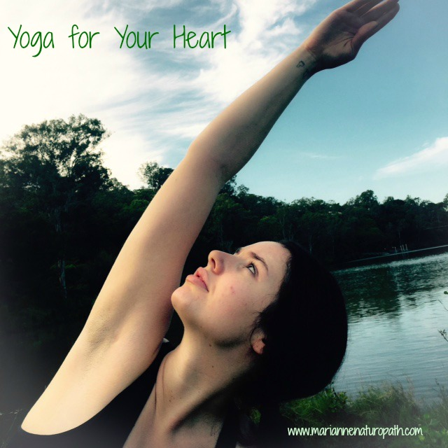Yoga For Your Heart